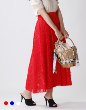 芸能人がTOKYO MX NEWSで着用した衣装スカート