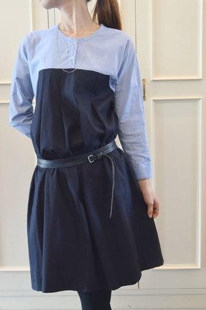 芸能人がファーストクラスで着用した衣装ワンピース