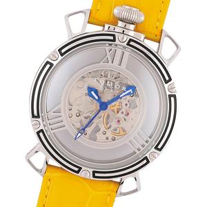 芸能人中島鉄男・編集部員で独身オシャレ男子がサバイバル・ウェディングで着用した衣装時計