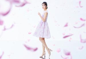 Aveniretoileの2018 SPRING SUMMER COLLECTION  Dress