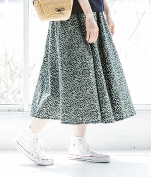 芸能人がチア☆ダンで着用した衣装スカート