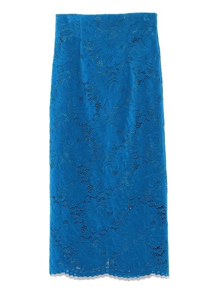 芸能人月島もも・長女で天才華道家が高嶺の花で着用した衣装スカート