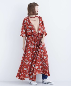 芸能人今村佳代子・喫茶店のママが高嶺の花で着用した衣装カーディガン