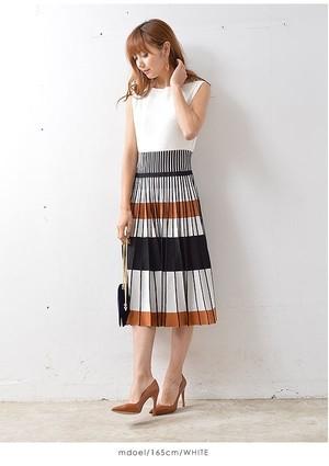 芸能人が小倉優子 blogで着用した衣装ワンピース