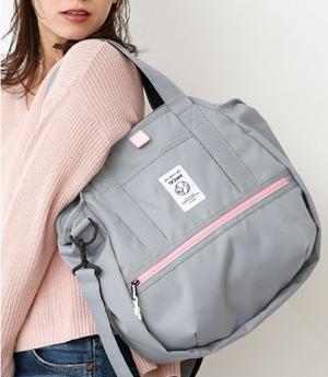 芸能人蓮実琴・日舞の家元の娘がチア☆ダンで着用した衣装バッグ