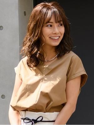 芸能人がOha!4 NEWS LIVEで着用した衣装ブラウス