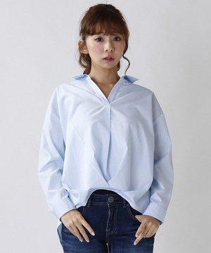 芸能人がビジネスレポートSで着用した衣装シャツ/ブラウス