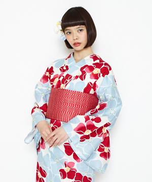 芸能人が第41回隅田川花火大会 独占中継で着用した衣装浴衣