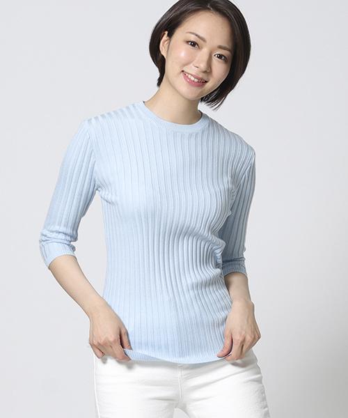 芸能人芝野亜希子・芝野の妻がハゲタカで着用した衣装ニット