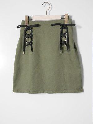 芸能人編集部のバイトちゃんがサバイバル・ウェディングで着用した衣装スカート