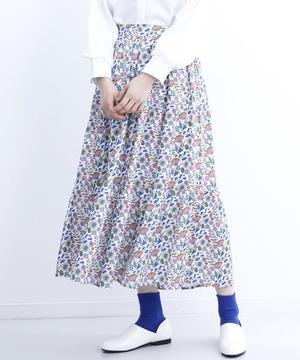 芸能人今村佳代子・喫茶店のママが高嶺の花で着用した衣装スカート