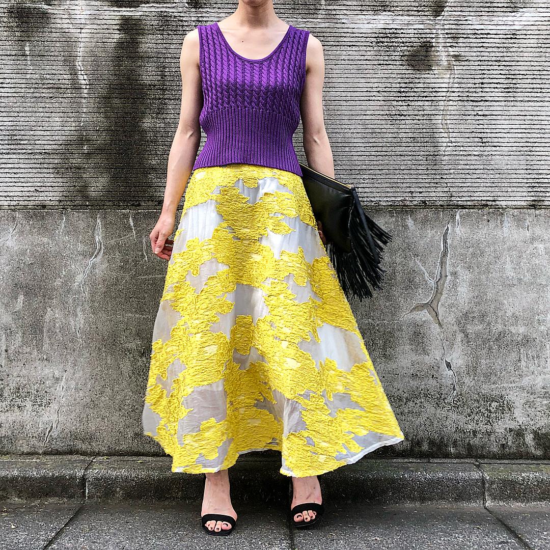 芸能人が梅沢富美男のズバッと聞きます!SPで着用した衣装スカート