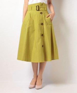 芸能人義経えみる・区役所生活課勤務が健康で文化的な最低限度の生活で着用した衣装スカート