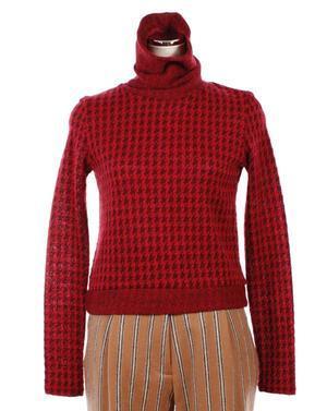 芸能人がのんびりゆったり 路線バスの旅で着用した衣装セーター