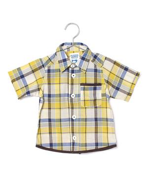 芸能人漆戸大和・太郎さんの息子がチア☆ダンで着用した衣装シャツ