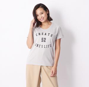 芸能人栗原渚・陸上部とチアダンス部に所属がチア☆ダンで着用した衣装Tシャツ