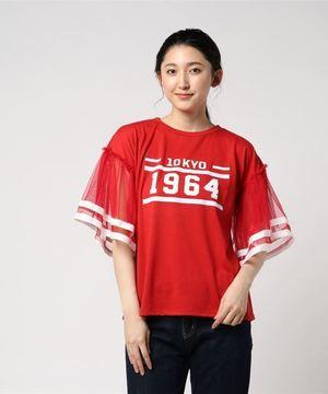 芸能人奥園千絵梨・編集部員がサバイバル・ウェディングで着用した衣装トップス