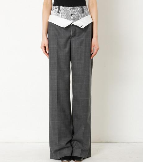 芸能人がヒルナンデス!で着用した衣装ニット、パンツ