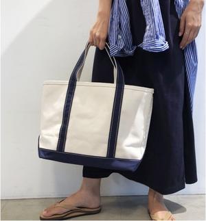 芸能人新庄千秋・図書館で出会った女性が高嶺の花で着用した衣装バッグ
