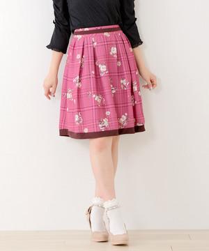 芸能人城之内くんの妹が探偵が早すぎるで着用した衣装スカート