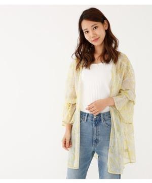 芸能人森下汐里・入退院を繰り返す妹のために働く、優しい姉がグッド・ドクターで着用した衣装カーディガン