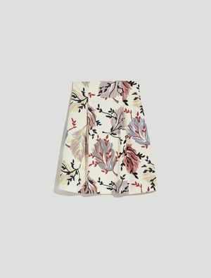 芸能人砂田繭美・第8話ゲストが絶対零度 ~未然犯罪潜入捜査~で着用した衣装スカート