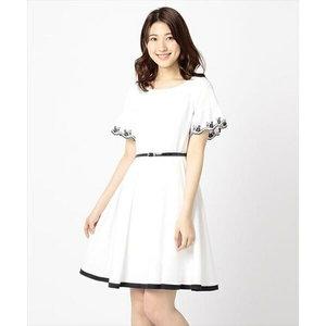 芸能人月島なな・次女が高嶺の花で着用した衣装ワンピース
