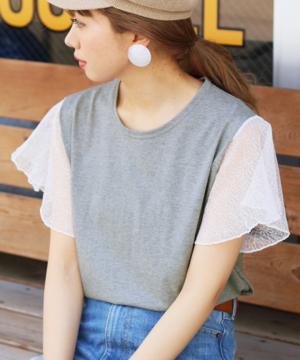 芸能人がニュースブリッジで着用した衣装Tシャツ/カットソー