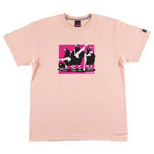 芸能人榎木妙子・チアダンス部所属、ダンスがちょっと苦手がチア☆ダンで着用した衣装Tシャツ
