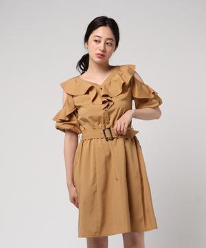 芸能人中谷ユリ・編集部勤務がサバイバル・ウェディングで着用した衣装ワンピース