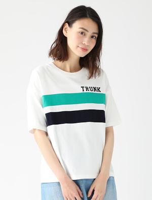 芸能人柴田茉希・チアダンス部所属がチア☆ダンで着用した衣装Tシャツ