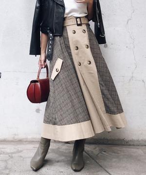 芸能人がネプチューンで着用した衣装スカート/ワンピース