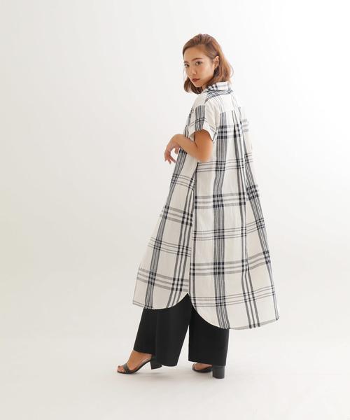 芸能人森下汐里・入退院を繰り返す妹のために働く、優しい姉がグッド・ドクターで着用した衣装ワンピース