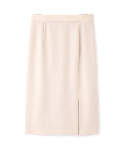 Pinky & Dianneのダブルクロスセットアップスカート