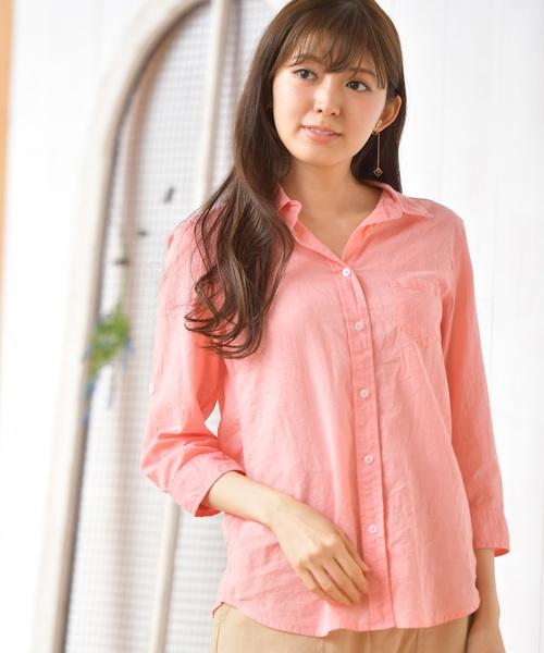 芸能人瀬戸夏美・小児外科医がグッド・ドクターで着用した衣装シャツ / ブラウス
