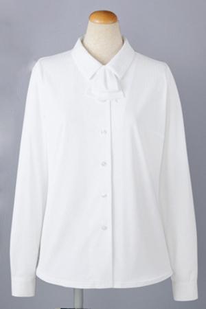 芸能人が全国信用組合中央協会で着用した衣装シャツ/ブラウス