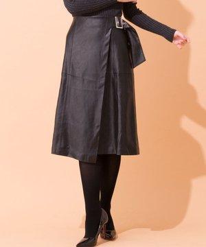 芸能人杉優子・編集部員でワーママがサバイバル・ウェディングで着用した衣装スカート
