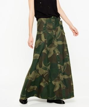 芸能人がliveshop!で着用した衣装ロングスカート
