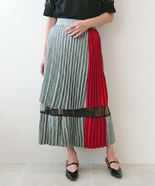 芸能人がメレンゲの気持ちで着用した衣装シューズ、スカート
