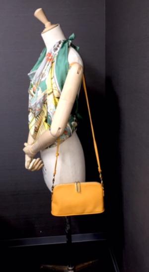 芸能人がパーフェクトワールド 君といる奇跡で着用した衣装ショルダーバッグ
