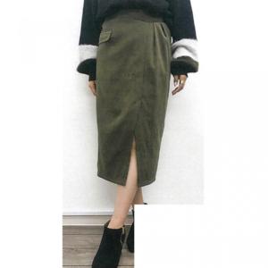 芸能人が賢者の選択 Leadersで着用した衣装スカート