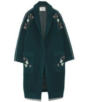 芸能人がGoogleで着用した衣装コート