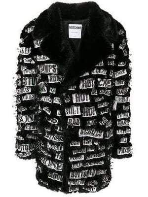 芸能人がH&M collectionで着用した衣装コート