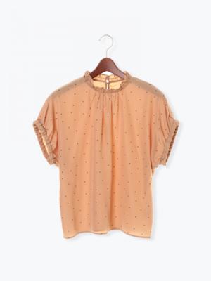 芸能人が文学処女 で着用した衣装シャツ/ブラウス