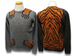 芸能人がGT+で着用した衣装セーター