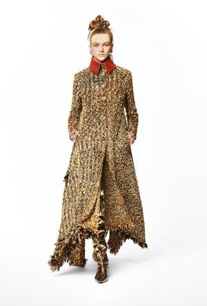 芸能人が獣になれない私たちで着用した衣装コート