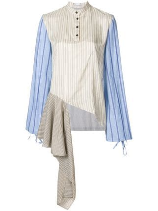 芸能人がおしゃれイズムで着用した衣装ブラウス、スカート