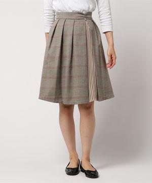 芸能人がハラスメントゲームで着用した衣装スカート