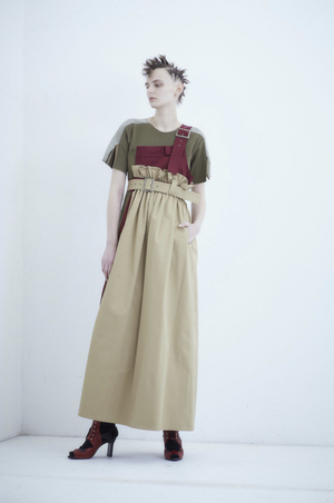 芸能人が王様のブランチで着用した衣装スカート/ワンピース
