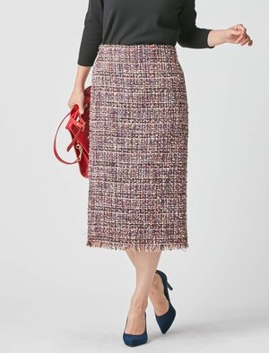 芸能人がNEWS23で着用した衣装スカート